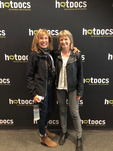 The Silver Branch wins at HotDocs!
